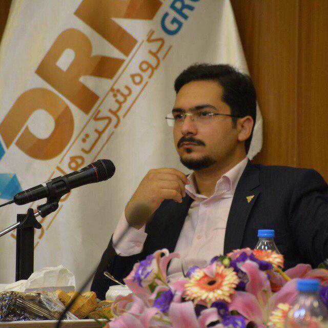 کمیل کاظمی - مدیر فروش